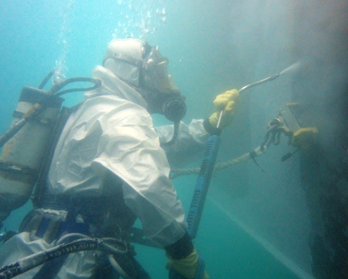 Underwater Paint And Corrosion Protection Aquatiq Diving